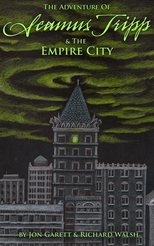 Cover of Seamus Tripp & The Empire City
