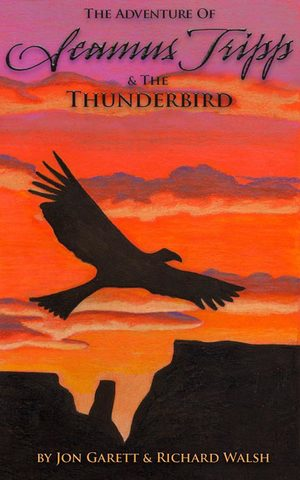Cover of Seamus Tripp & The Thunderbird